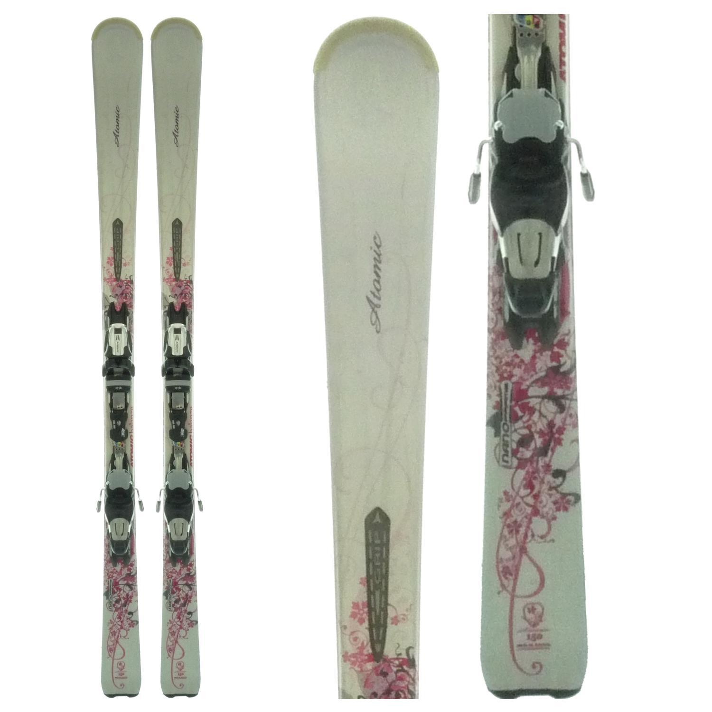 Atomic Balanze 5:3 Skis + Bindings