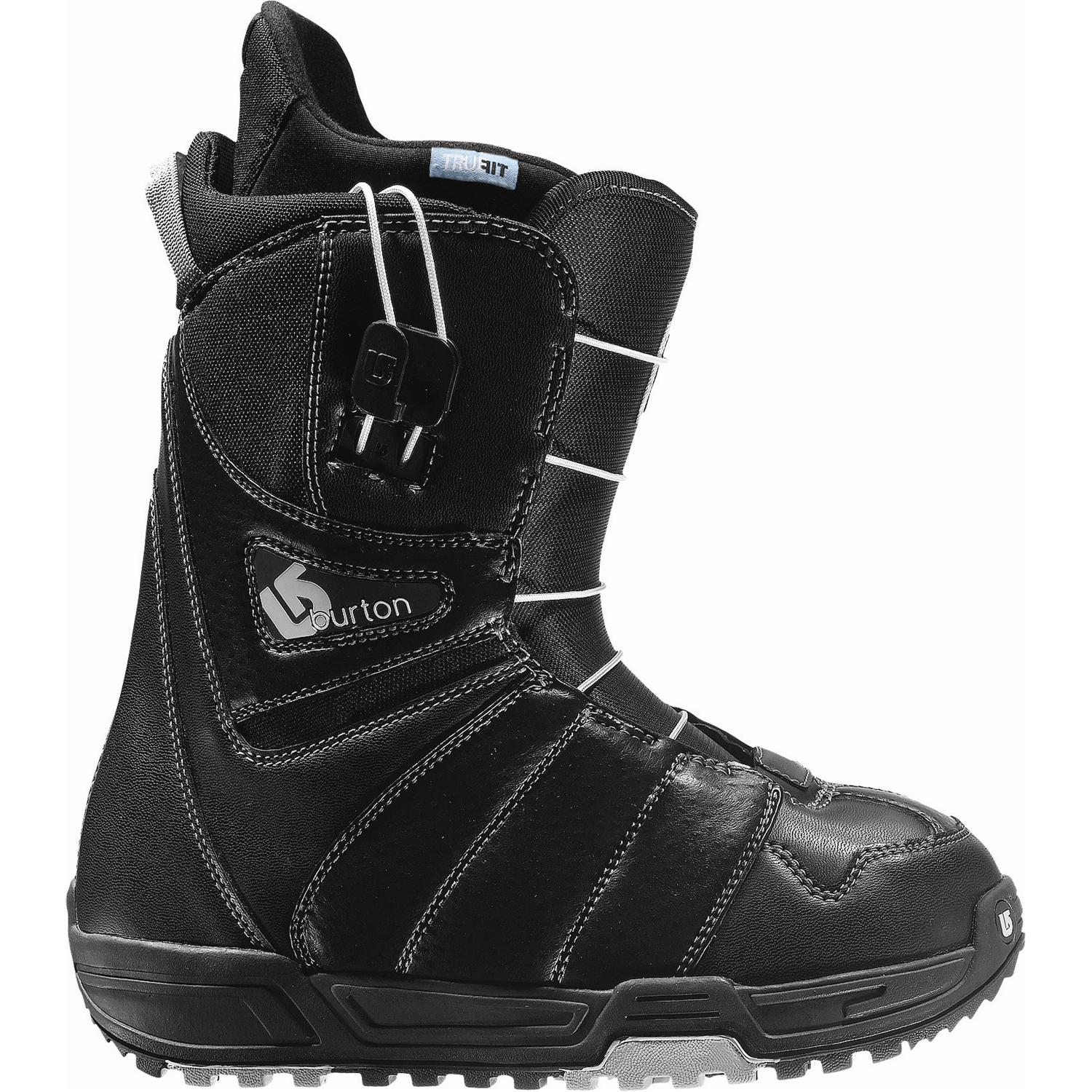 burton mint snowboard boots s 2010 evo outlet