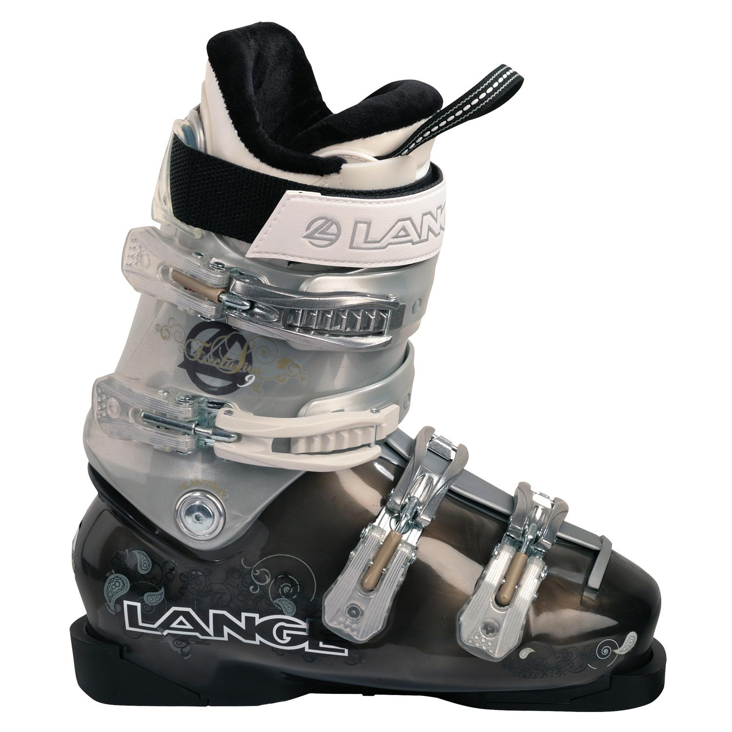 Lange Exclusive 9 Ski Boots - Women's 2010 | evo outlet