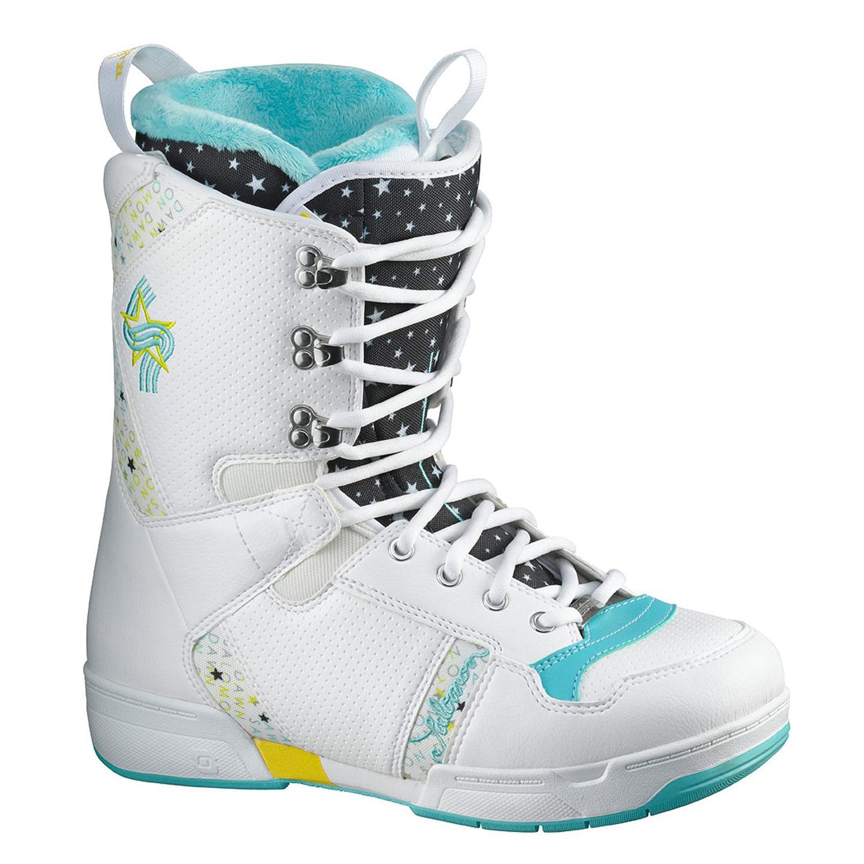 salomon snowboard boots s demo 2010 evo