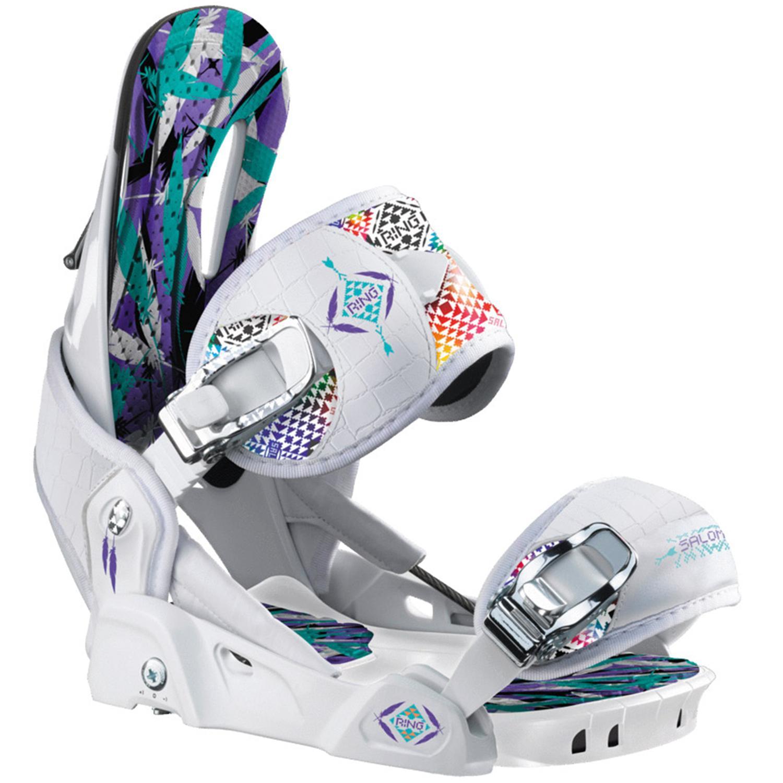 Salomon Relay Ring Snowboard Bindings