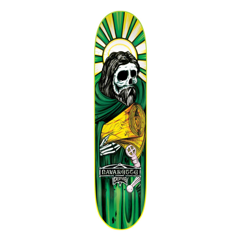 Creature Navarette Hesh Saints Skateboard Deck | evo