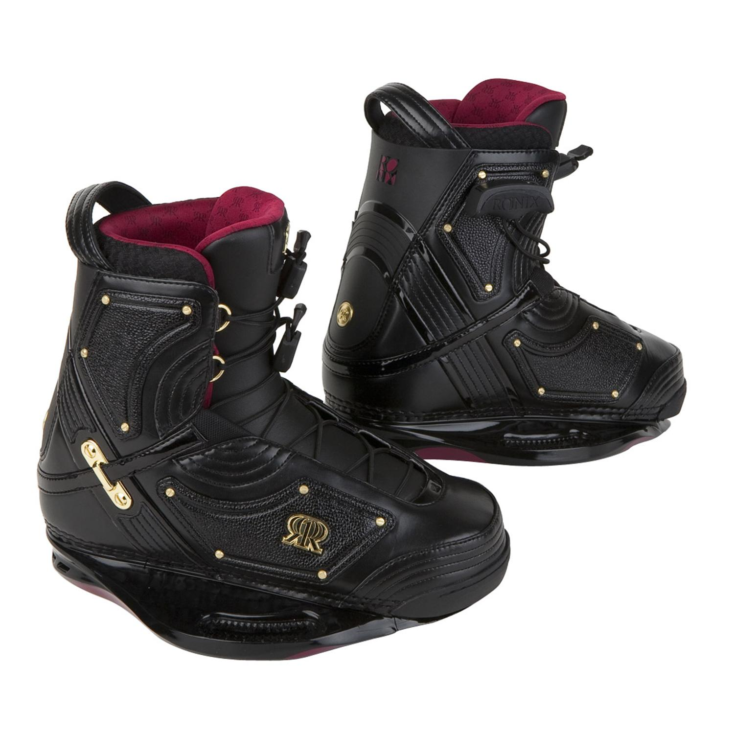 ronix faith wakeboard boots s 2010 evo