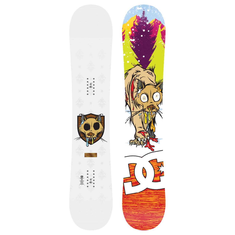 Dc Shoes Pbj Snowboard Review