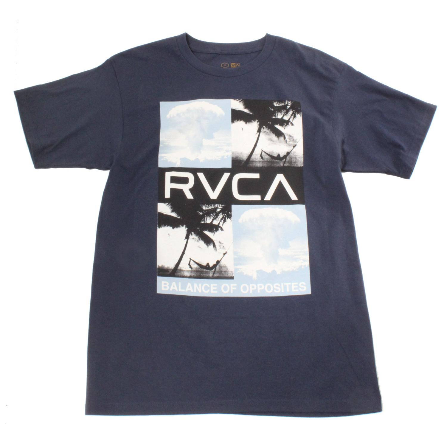 the gallery for gt rvca balance of opposites t shirt