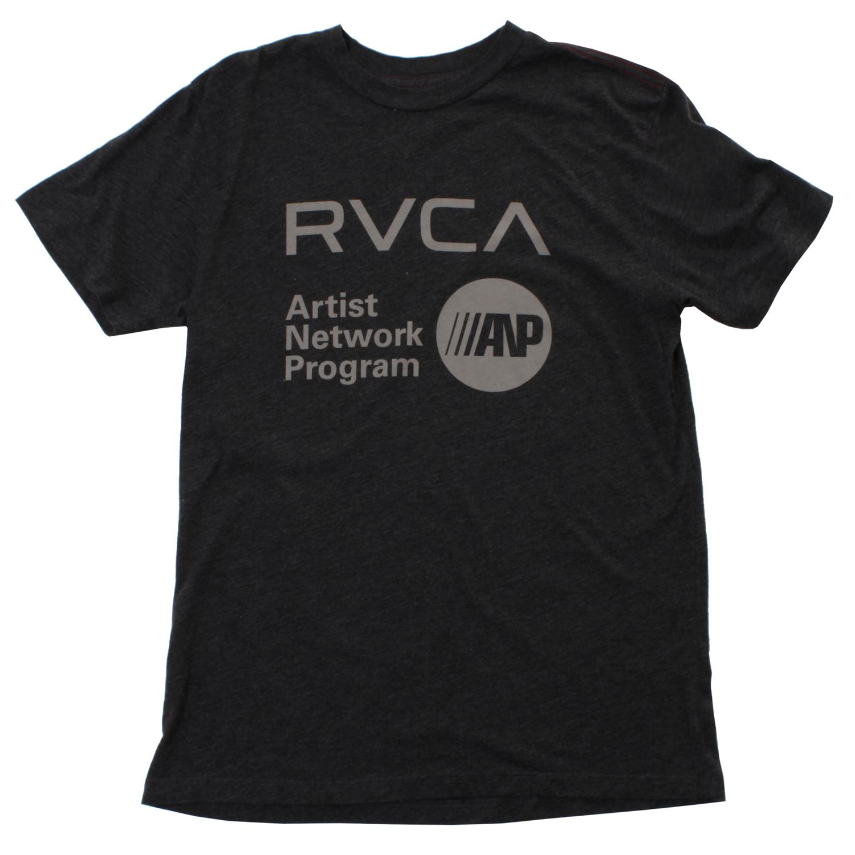 RVCA ANP Logo T Shirt   evo outlet  RVCA ANP Logo T...