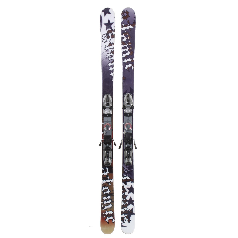 Atomic Twins Skis + Bindings - Used 2008