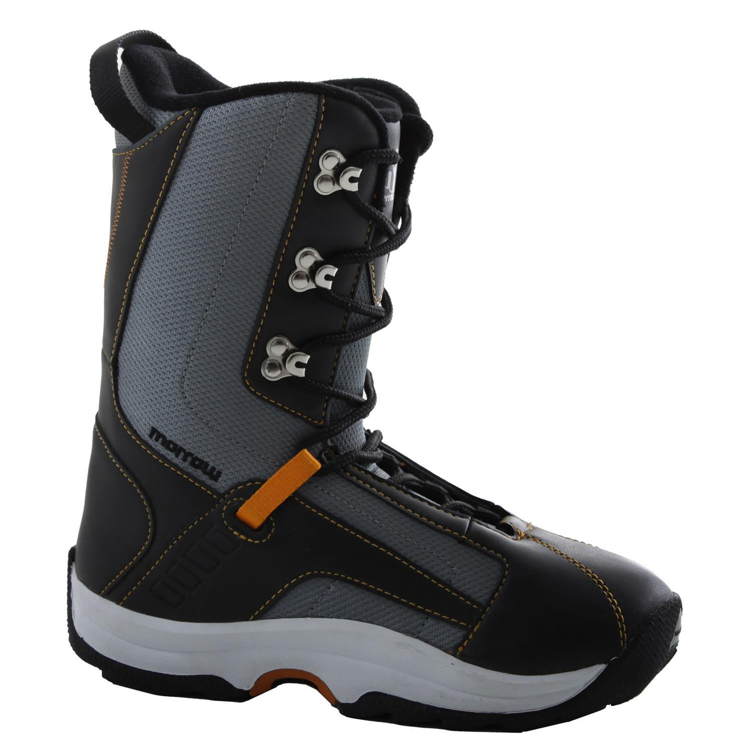 morrow slick snowboard boots youth used 2008 evo outlet