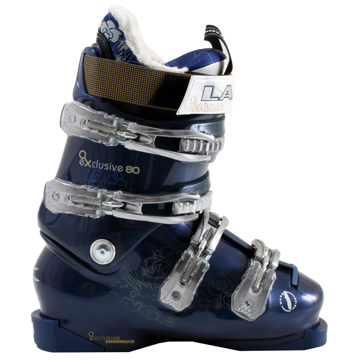 Lange Exclusive 80 Ski Boots - Women's 2009 | evo outlet