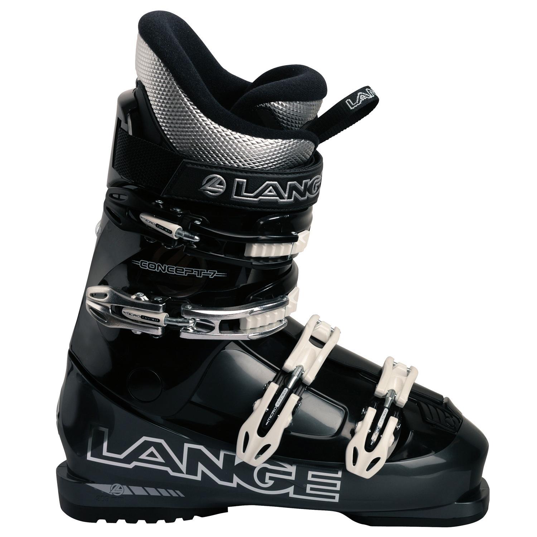 lange concept 7 ski boots 2010 evo outlet