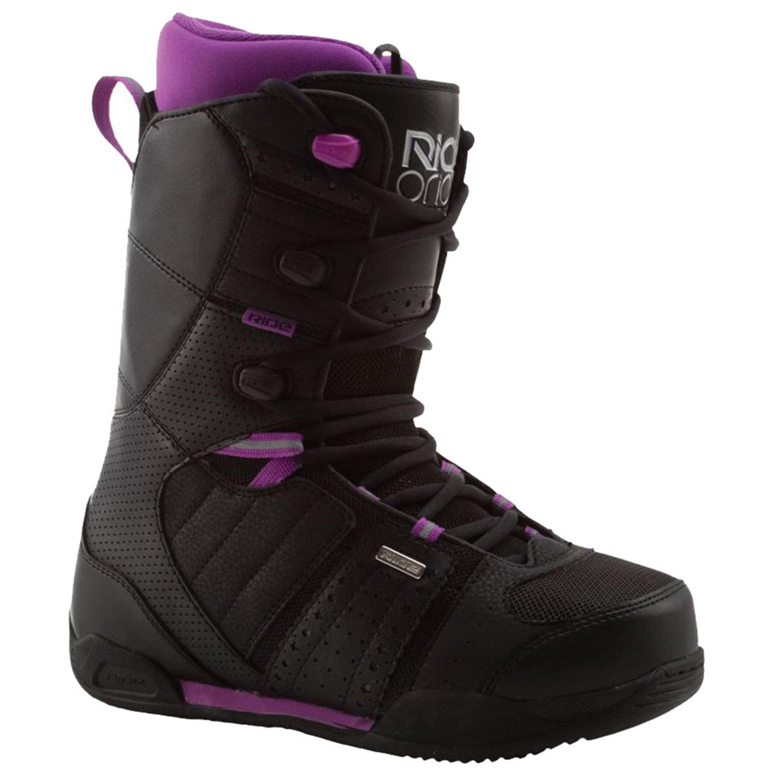 Womens Ride Snowboard Boots 27