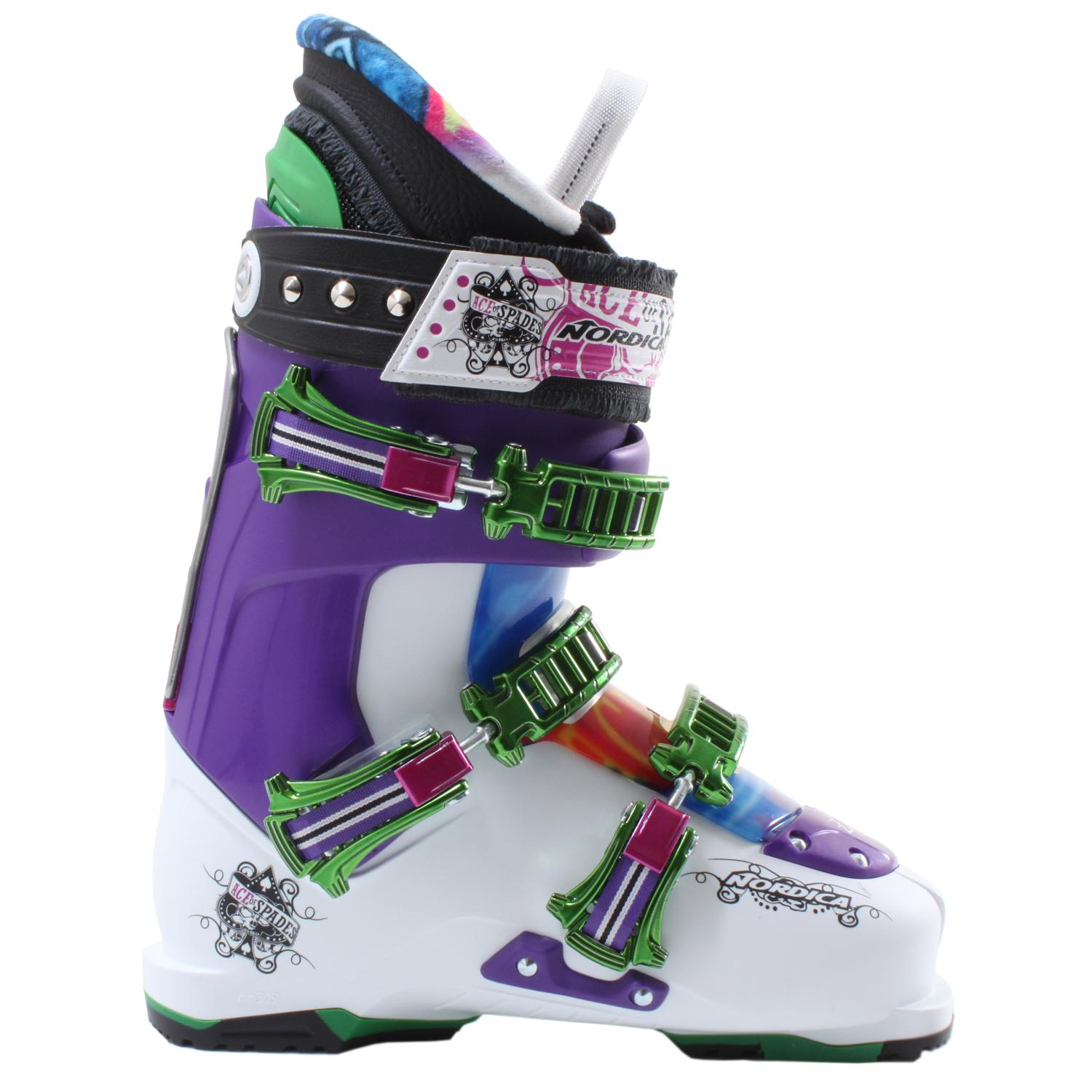 nordica ace of spades review boot