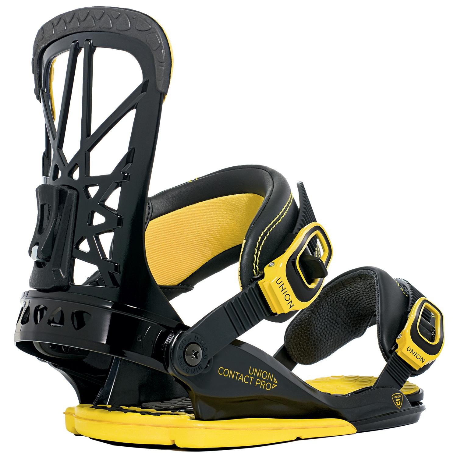 Union Contact Pro Snowboard Bindings 2011