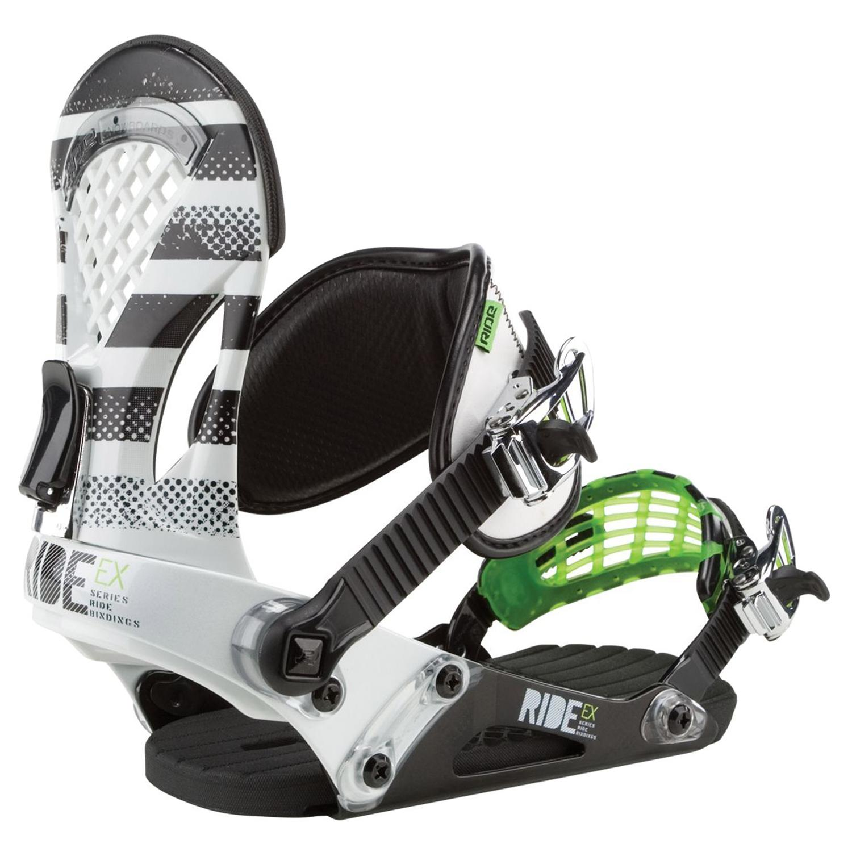 Ride EX Snowboard Bindings 2011