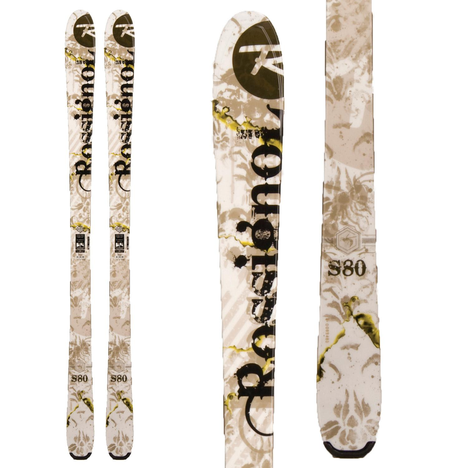 Rossignol S80 Freeride 2011 - Ski-Review.com