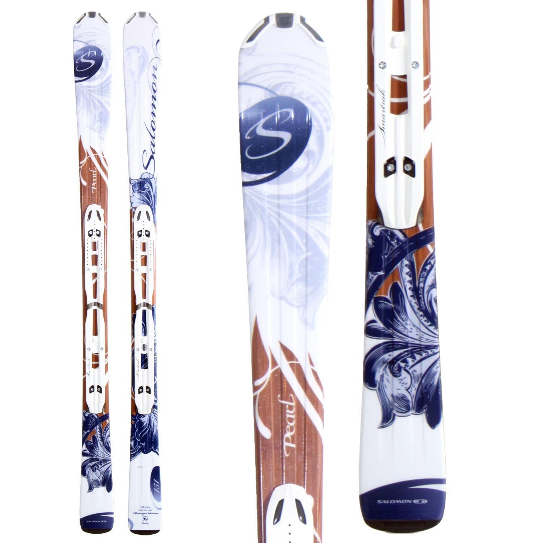 Salomon Origins Pearl Skis + L9 Bindings
