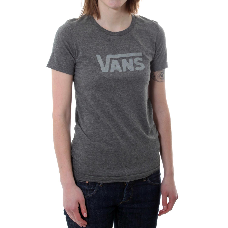 Vans Fall Into Heathered T Shirt - Women's | evo outlet Vans T Shirt For Girls