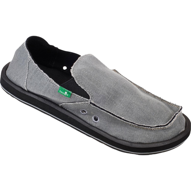 sanuk vagabond slip on shoe evo outlet