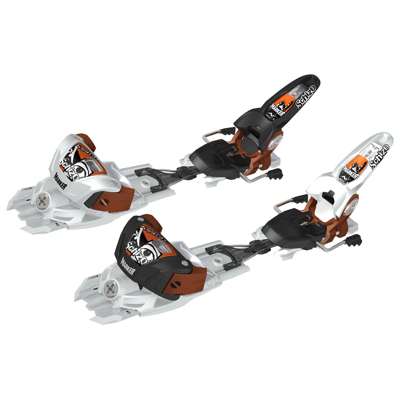 Marker Jester Schizo 16 Ski Bindings (110mm Brakes) 2011