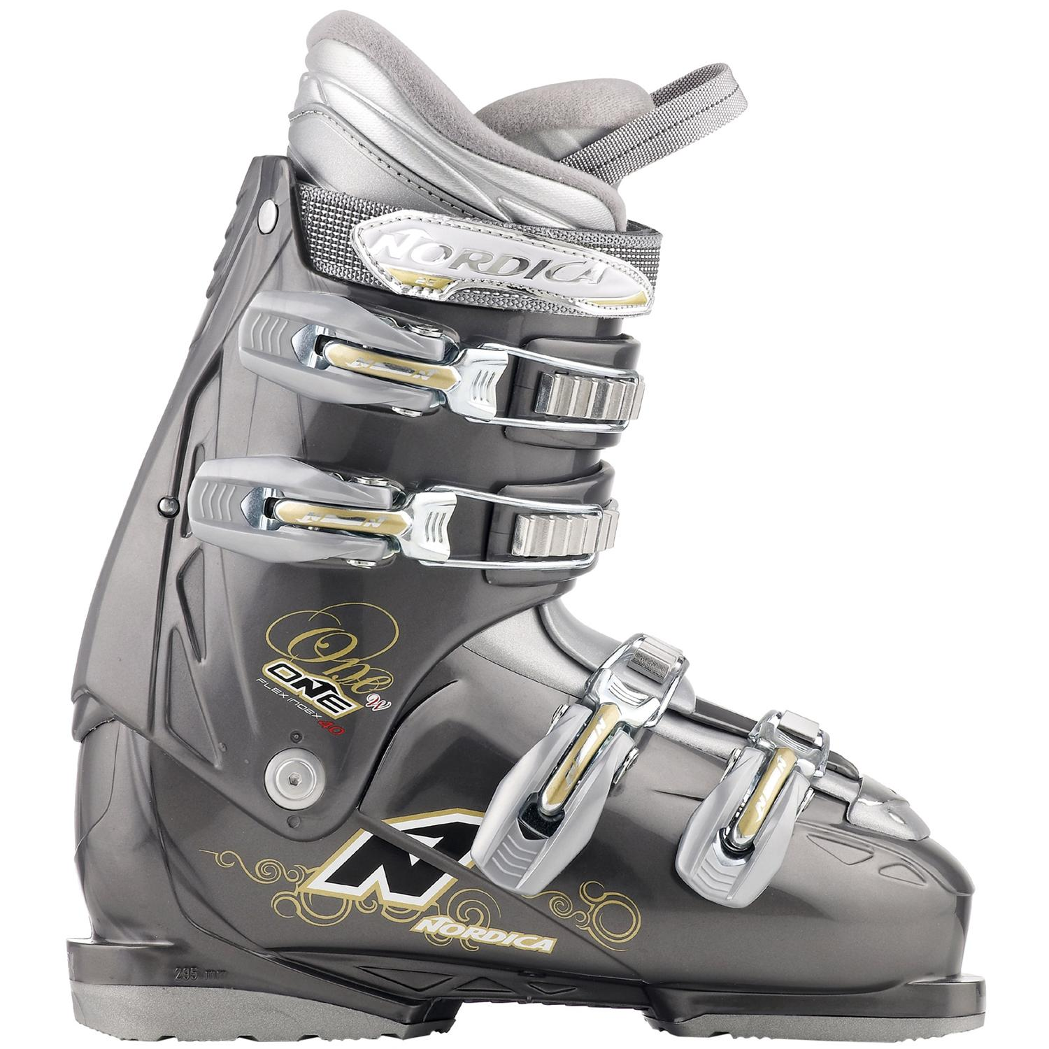Nordica One W 40 Ski Boots Women S 2011 Evo Outlet