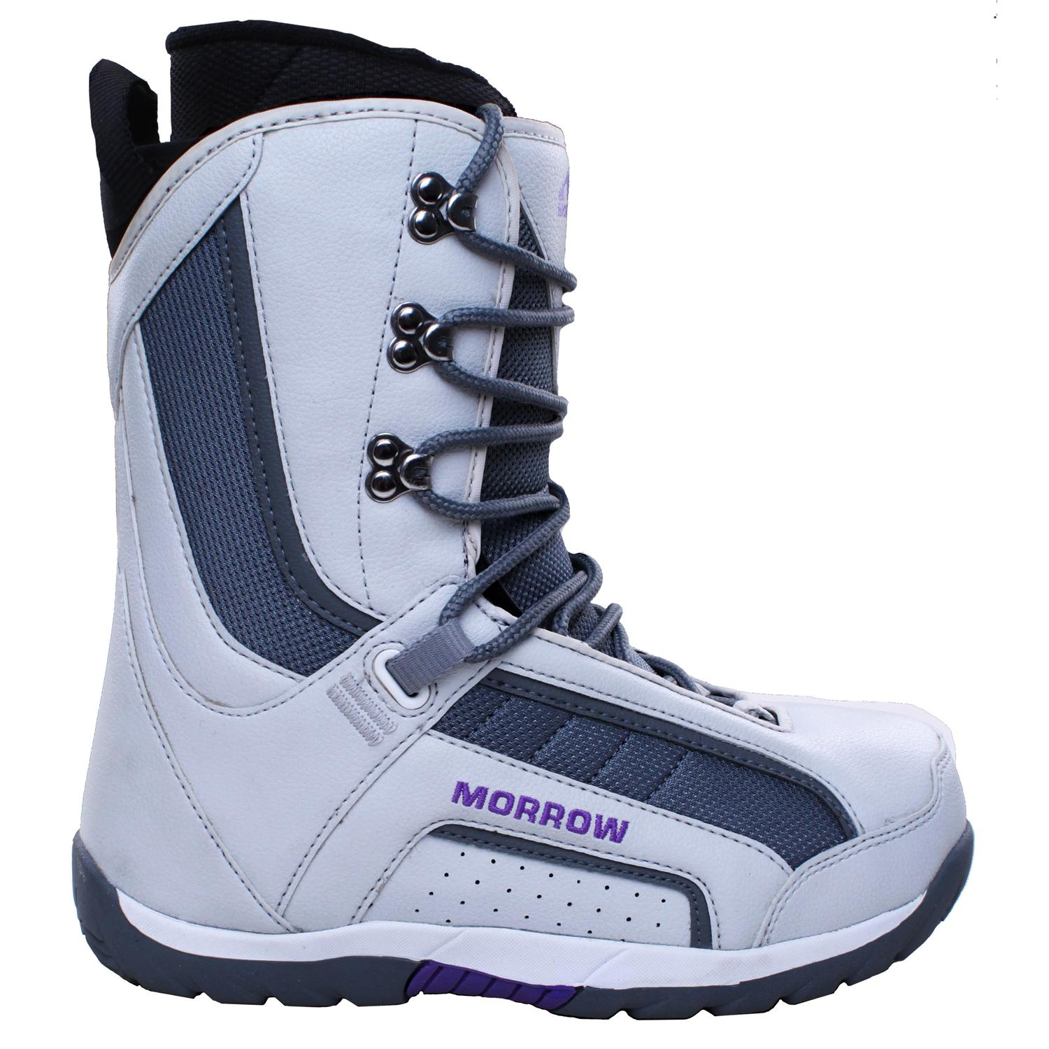 morrow wildflower snowboard boots s 2007 evo outlet
