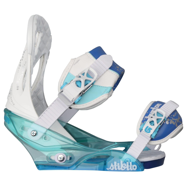 Burton Lux Rocker Snowboard + Burton Stiletto Snowboard