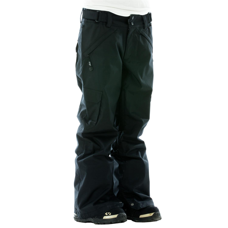 Original Hanna Amp Gracie Women39s Black Wideleg Trouser Pants With Cuffs  Free