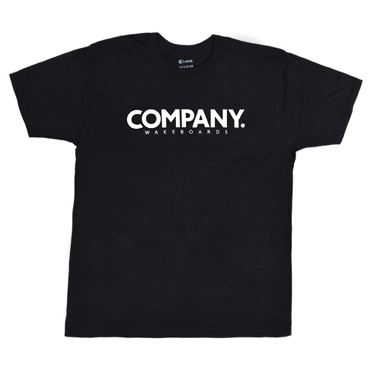 company word logo t shirt
