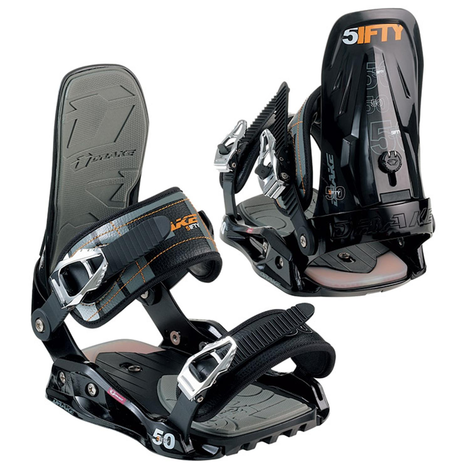 Drake Czar Snowboard Bindings 2006: Drake Fifty Snowboard Bindings 2006