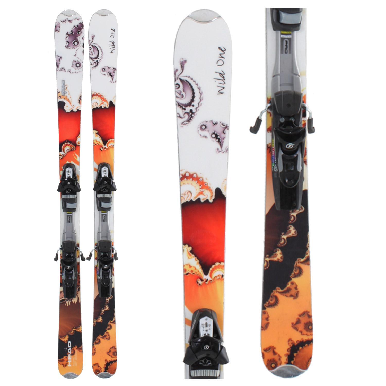 Head Wild One Skis + Tyrolia SP Bindings