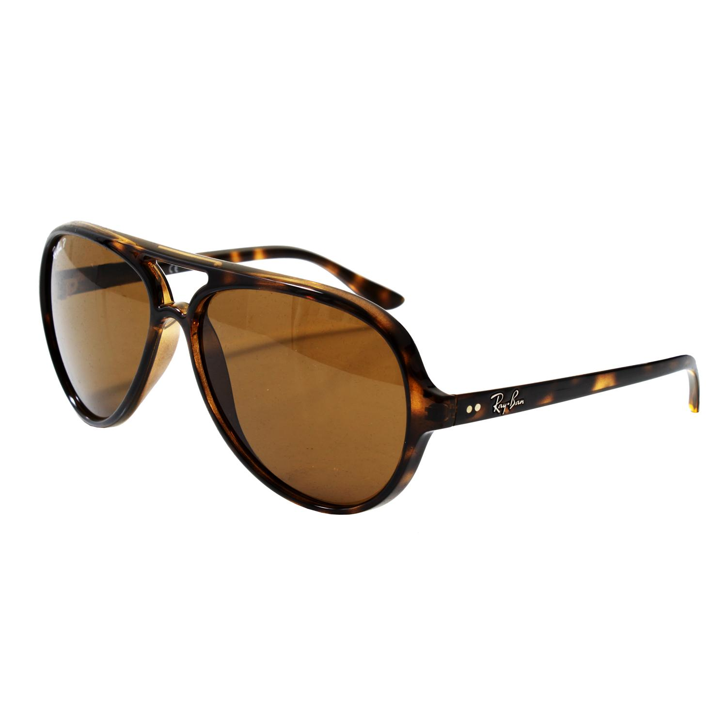 b0fea52d55 Ray Ban RB 4125 Cats 5000 Polarized Sunglasses
