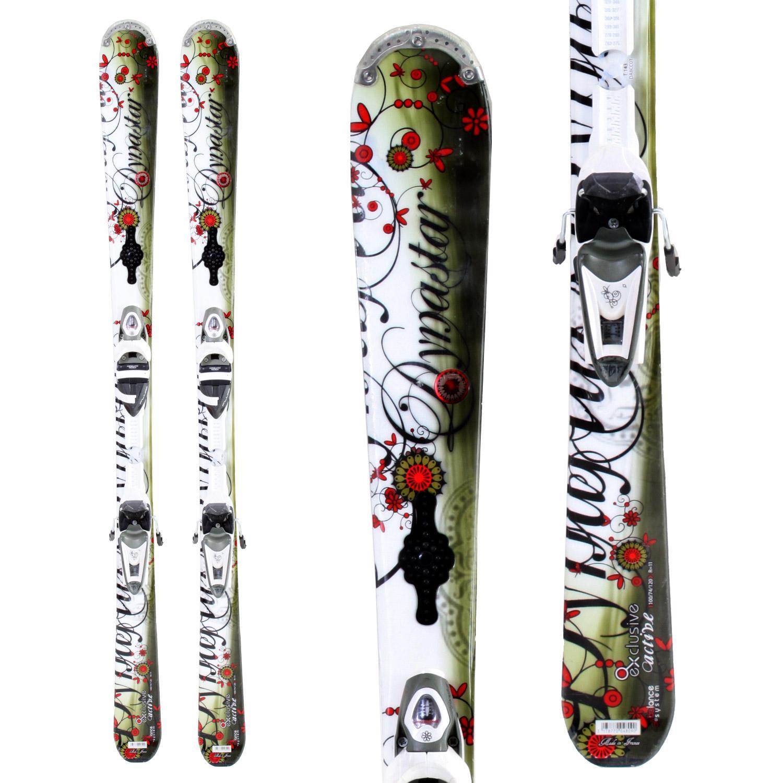 Dynastar Exclusive Active Skis + Bindings