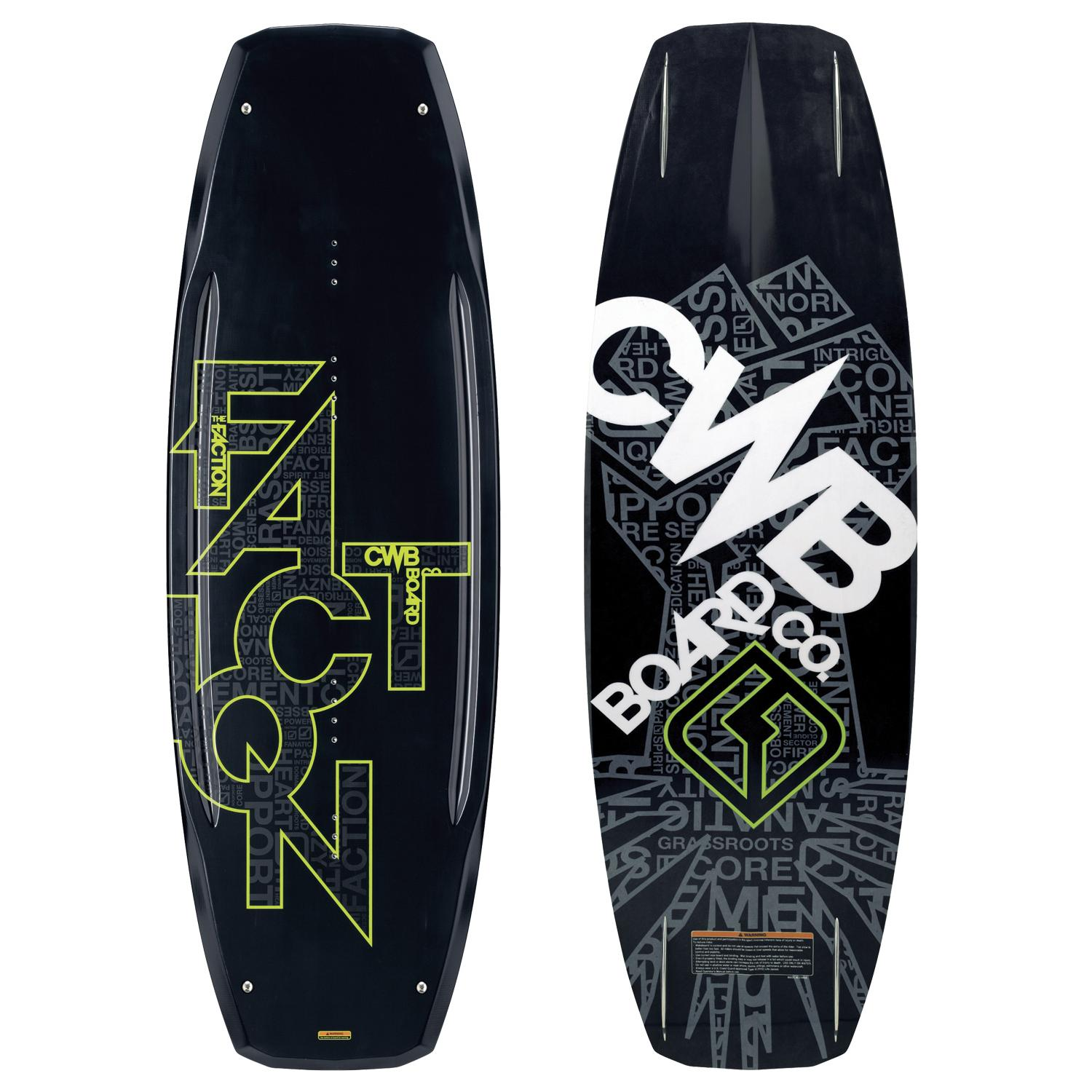 Cwb Faction Wakeboard Faction Bindings 2010 Evo Outlet