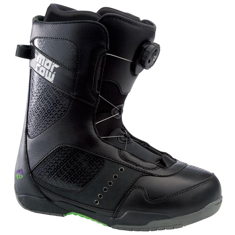 morrow kick boa snowboard boots 2011 evo outlet