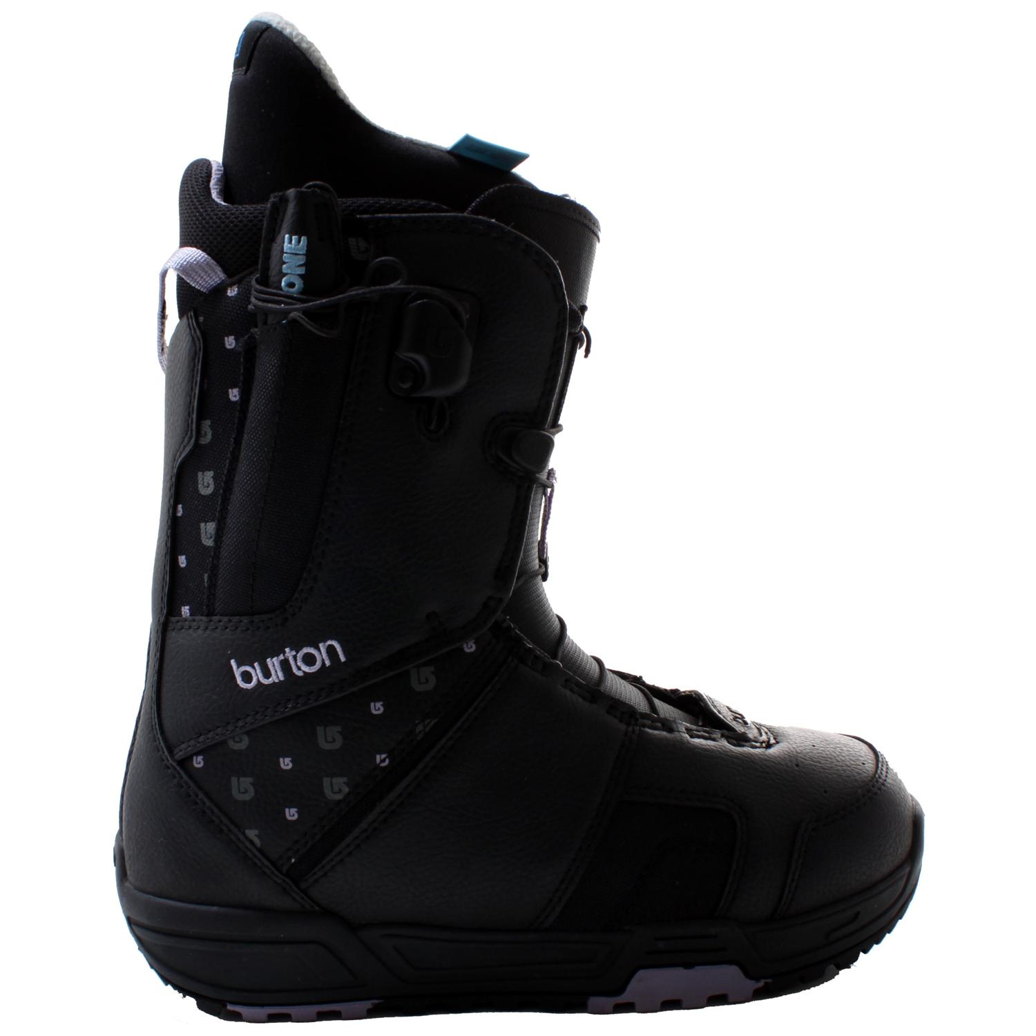 burton mint snowboard boots s demo 2008 evo outlet