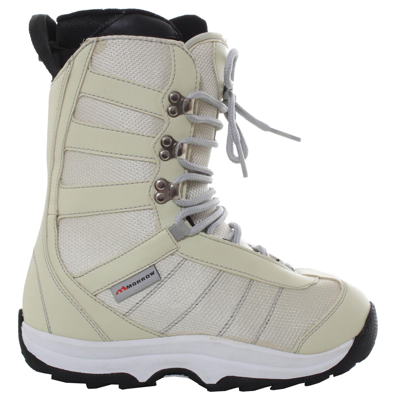 morrow wildflower snowboard boots s demo 2005