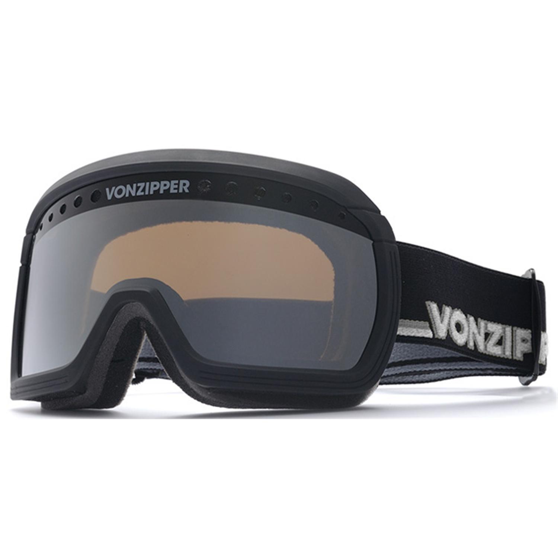 von zipper goggle lens guide