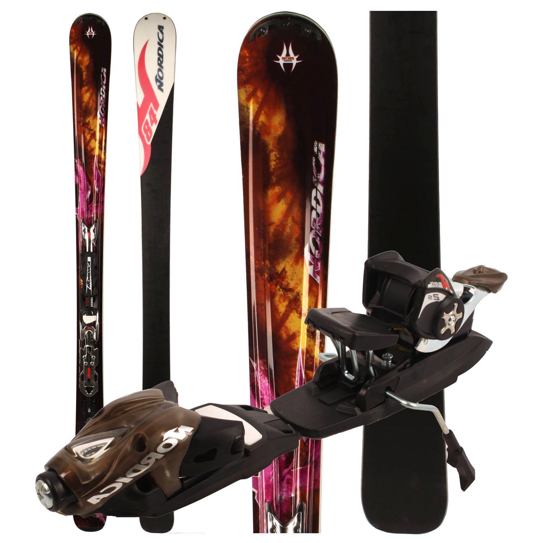 Nordica Hot Rod Tempest Skis Nordica Hot Rod Jet Fuel Skis