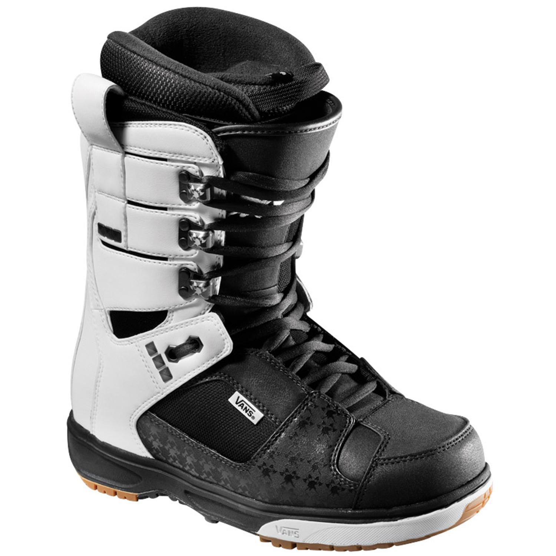 Vans Andreas Wiig Pro Model Snowboard Boots 2011
