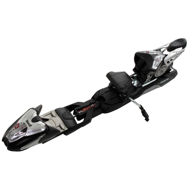 Roxy Shazam Skis + Marker 12.0 Piston Control Ski Bindings