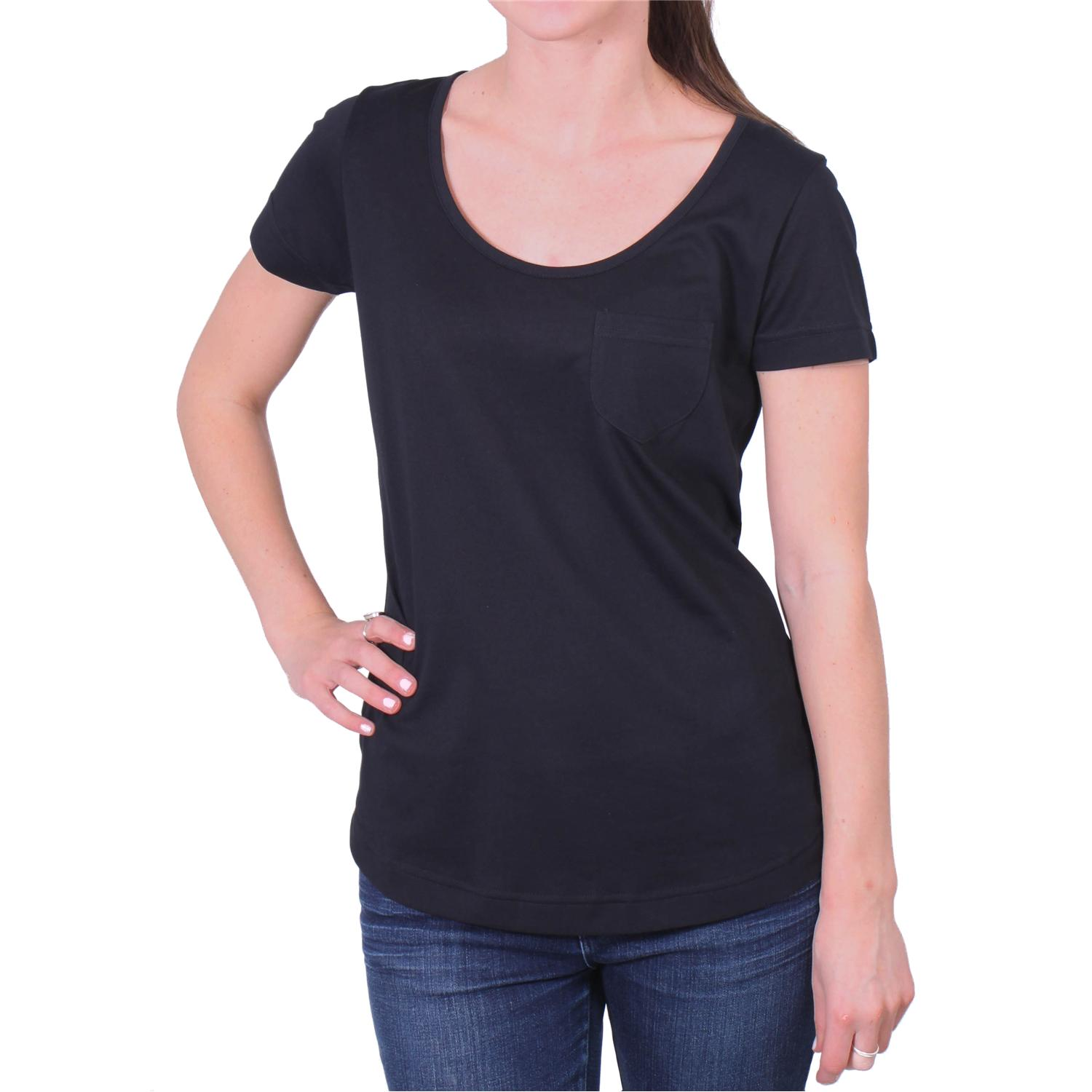 Nike Luxe Layer Pocket T Shirt Women 39 S Evo Outlet