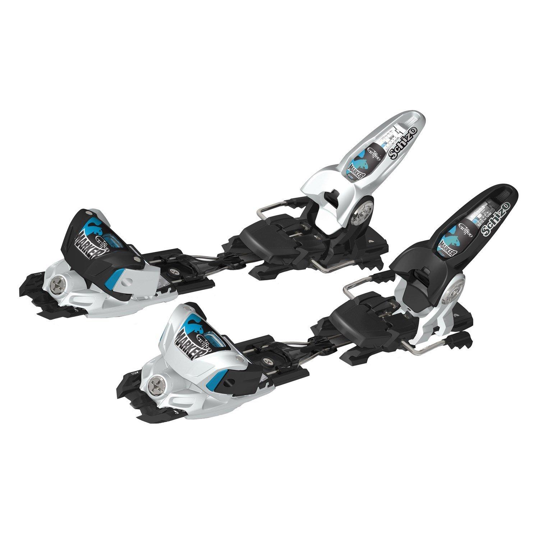 Marker Griffon Schizo Ski Bindings (90mm Brakes) 2012