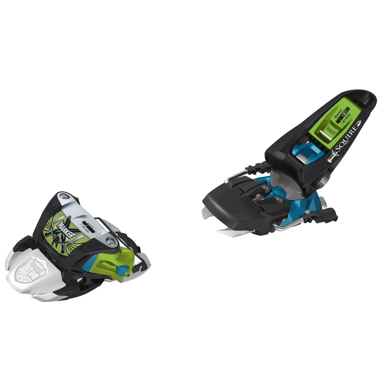 Marker Squire Ski Bindings (110mm Brakes) 2012