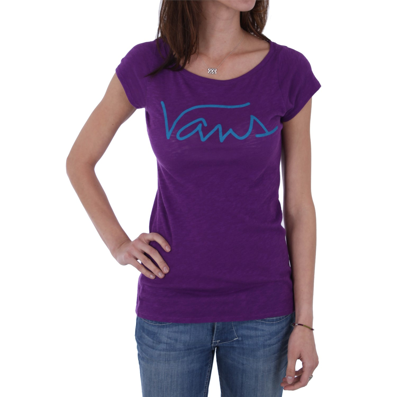 Vans Fresh Take T Shirt - Women's | evo outlet Vans T Shirt For Girls