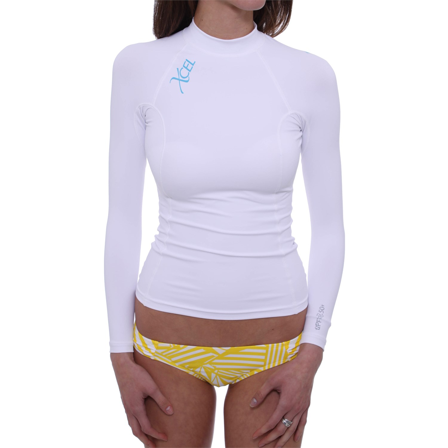 What is a Rash Guard? The Perfect Extra Layer of Sun Protection. Maybe you've seen a rash guard in store or online and asked yourself 'what is a rash guard?' Well, this summer, protect yourself from the sun and sand with a rash guard.