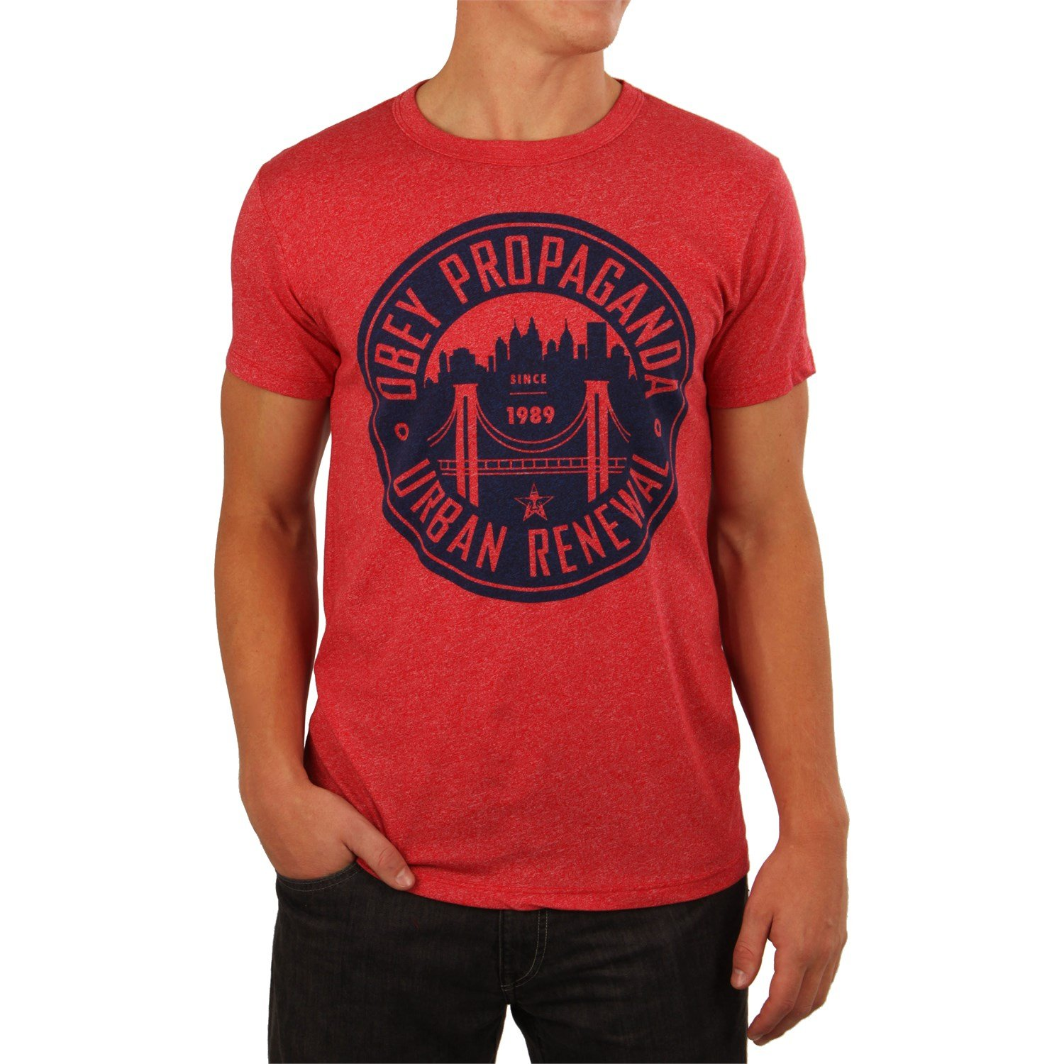 Obey Clothing Urban Renewal T Shirt | evo outlet