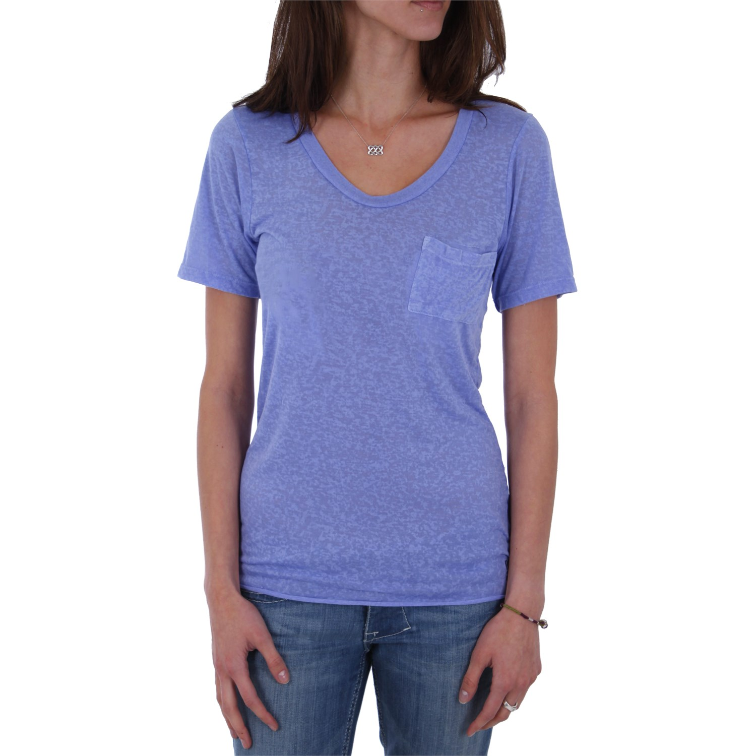 Billabong corporal pocket t shirt women 39 s evo outlet for Pocket tee shirts for womens