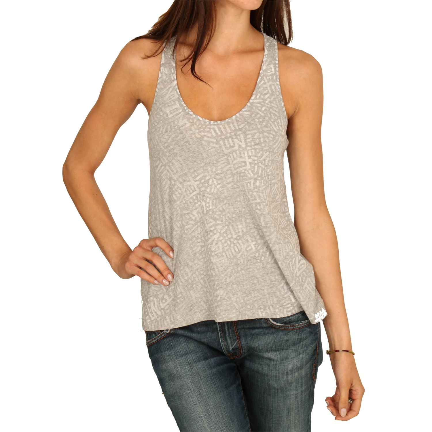 Tribal Tank Top Women's
