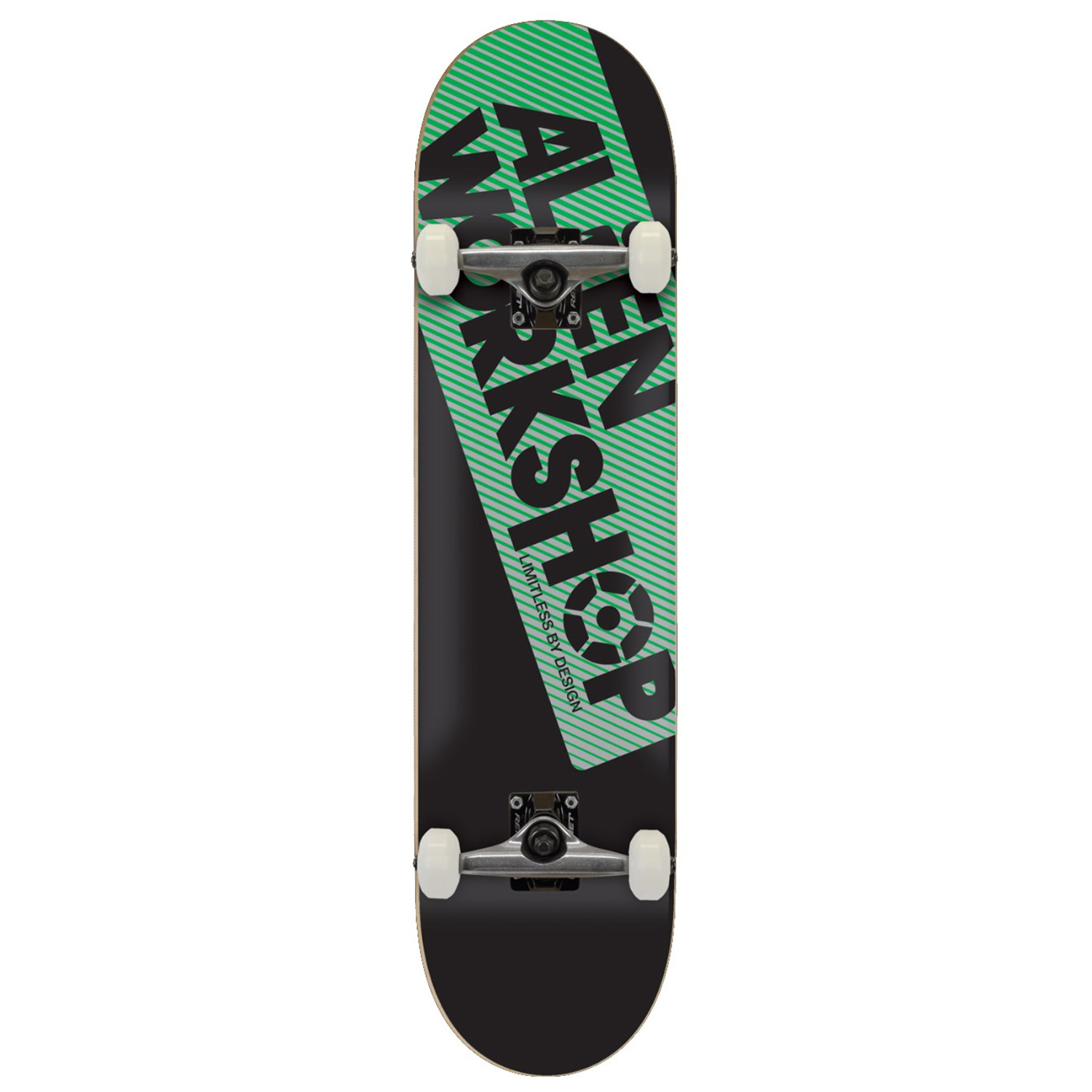 Alien Workshop Filmworks Hallucinations Skateboard ...