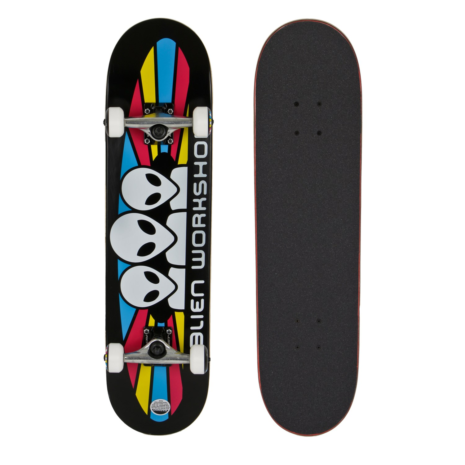 Alien Workshop CMYK Spectrum Skateboard Complete | evo